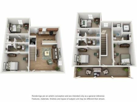 5x5 Duplex