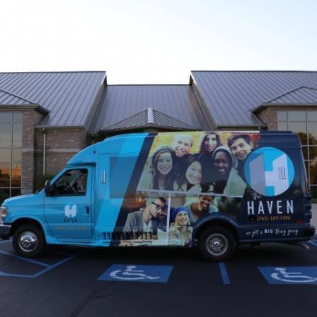 The Haven Shuttle | Muncie Indiana Apartments | The Haven