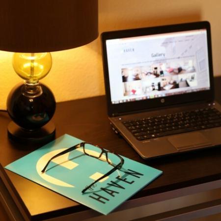 Elegant Bedroom | Apartment Homes In Muncie | The Haven