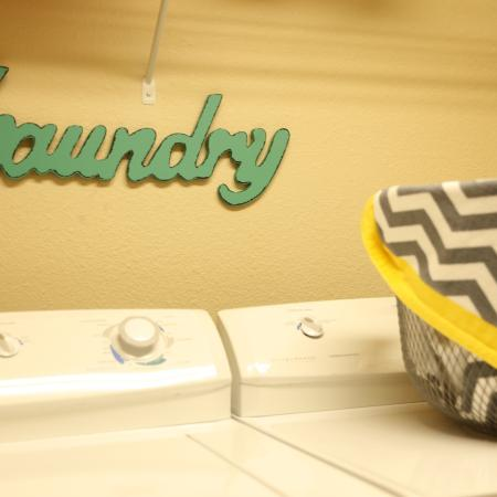 In-home Laundry| Muncie Indiana Apartments | The Haven