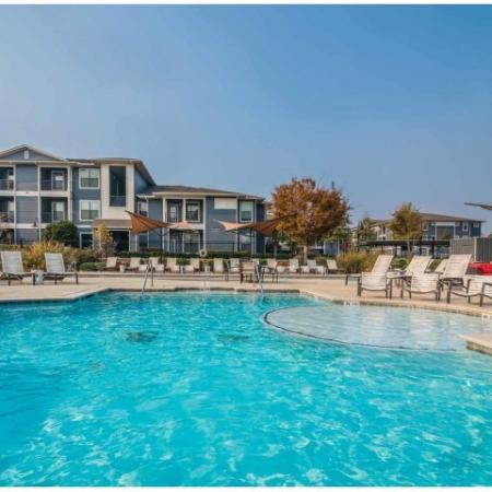 Resort Style Pool | Student Apartments Near UGA | The Connection at Athens
