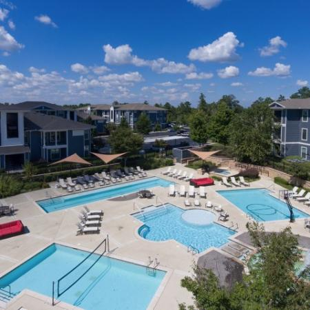 Athens GA Student Apartments | The Connection at Athens