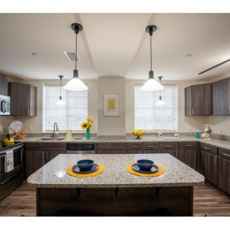 State-of-the-Art Kitchen | IU On Campus Apartments | The Avenue