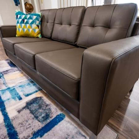 Elegant Living Area | ISU Off Campus Apartments | Smallwood Plaza