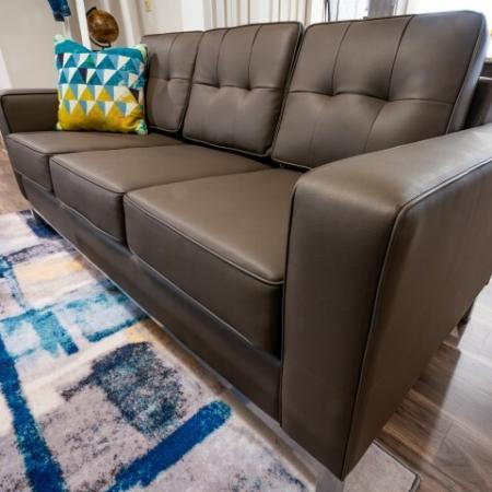 Elegant Living Area | ISU Off Campus Apartments | Smallwood Plaza