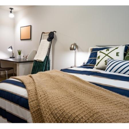 Vast Bedroom | ISU Campus Apartments | Smallwood Plaza