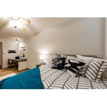Elegant Bedroom | ISU Off Campus Apartments | Smallwood Plaza