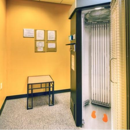tanning bed | South Duff Apartments near ISU