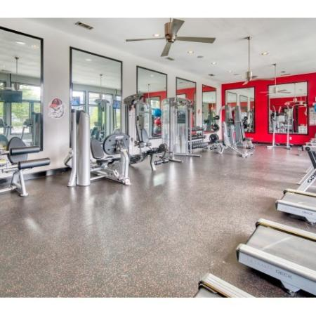 24 Hour Gym | Student Apartments Near UGA | The Connection at Athens