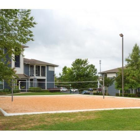Sand Volleyball Court | Student Apartments Near UGA | The Connection at Athens
