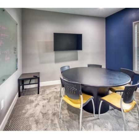24 Hour Study Rooms | Student Apartments Near UGA | The Connection at Athens