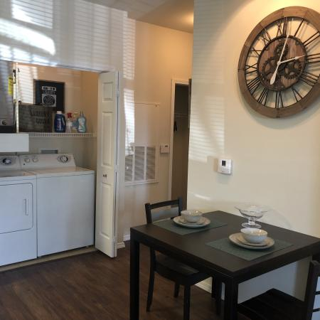Kitchen/Laundry | Student Apartments Near UGA | The Connection at Athens