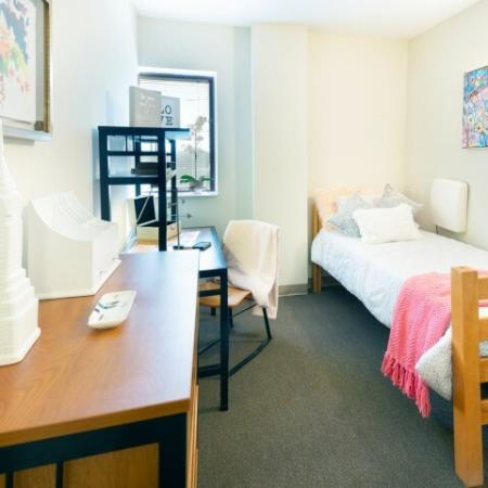 bedroom | 100 Midtown Apartments in Atlanta, GA
