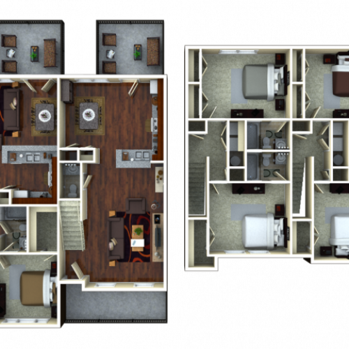 2 bedroom apartments in tucson