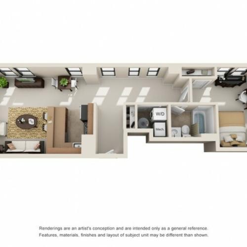 1 bedroom apartments columbus ohio
