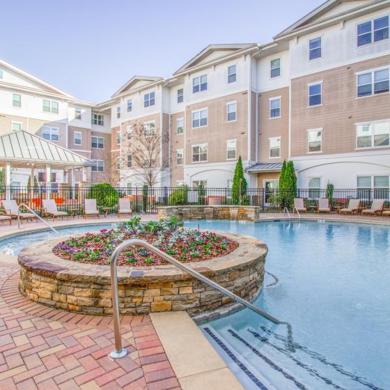 Pool Briarcliff apartments | Atlanta apartments | Atlanta GA apartments