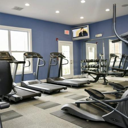 durham apartment rental fitness center