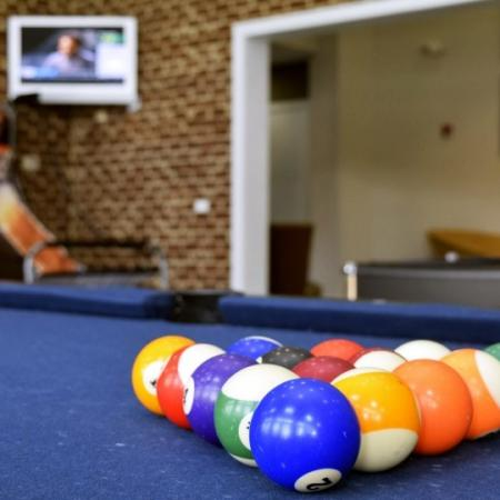 campus crossings at durham game room