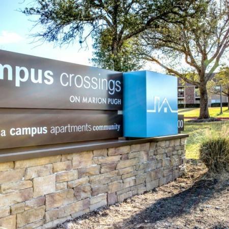 campus crossing marion pugh