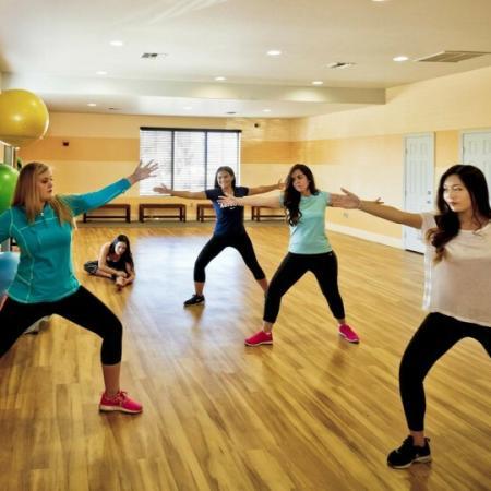 fitness studio at star pass