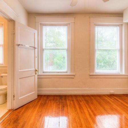 bedroom at pierce arrow properties