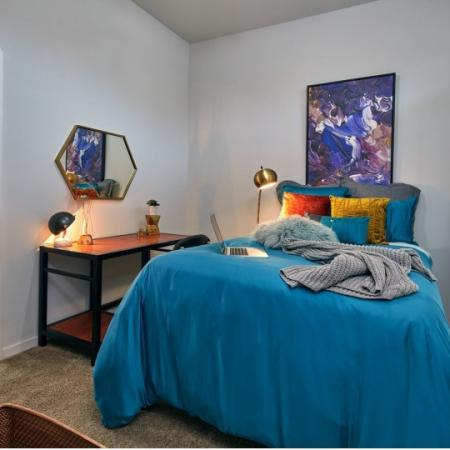 campus crossings highland bedroom