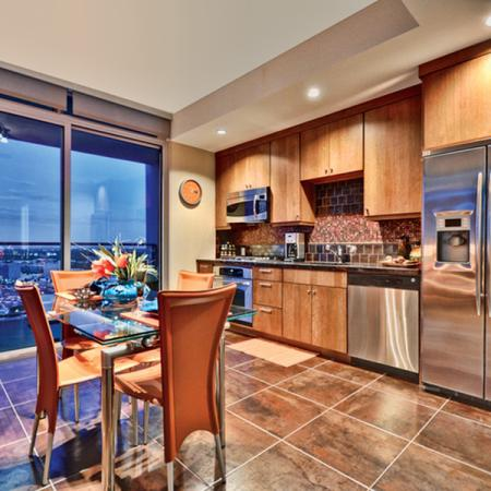 kitchen area west 6th tempe