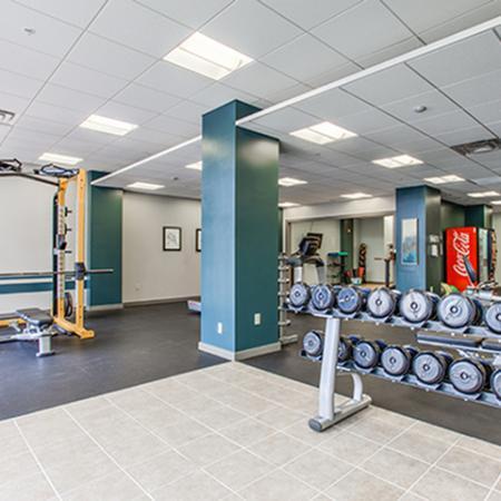 Seneca gym