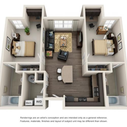 2 bedroom apartments for rent in maryland