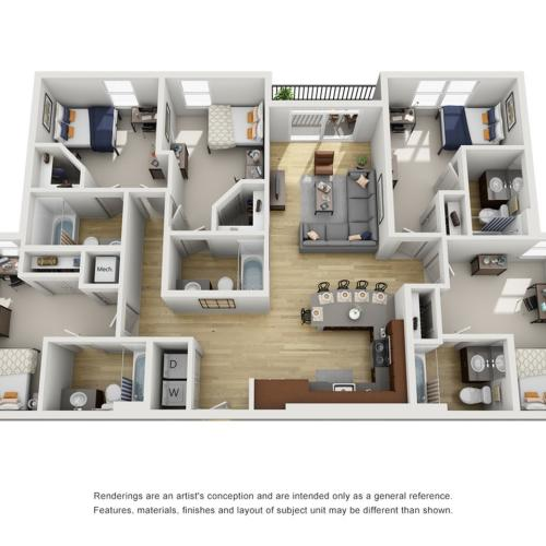 5 bedroom apartment knoxville tennessee