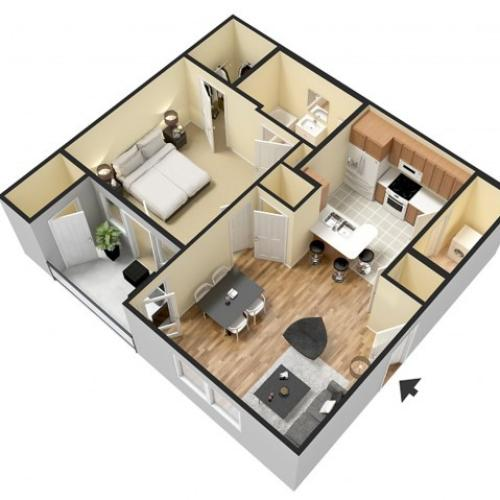 -Cumberland Ridge Apartments