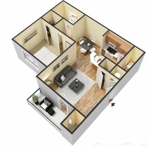 -Camellia Trace Apartments