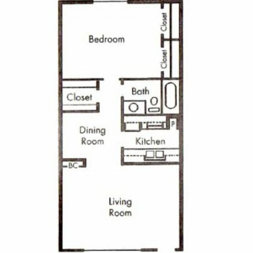 London Square Apartments
