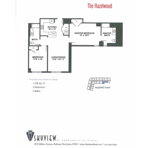 Skyview Apartments