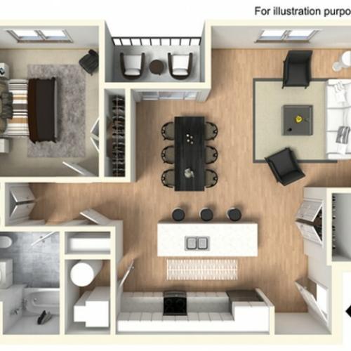 The Dewitt Van Allen Apartments