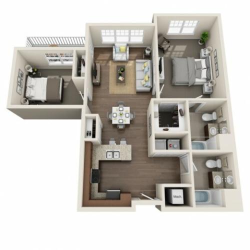 Mohawk Riverfront Apartments