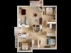 Three bedroom Apartments in El Dorado Hills | Sterling Ranch