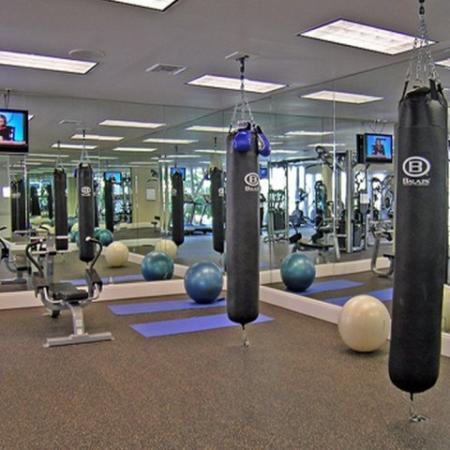 Apartments in Ktown - The Chadwick Fitness Center