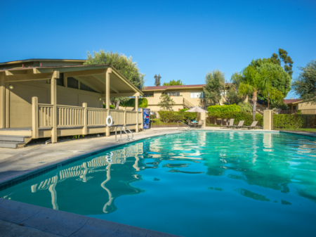 Apartments for Rent in Garden Grove, CA - Park Grove Pool