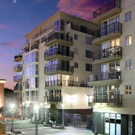 Apartment Exterior | Domain Oakland