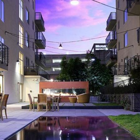 Resident Fire Pit | Domain Oakland