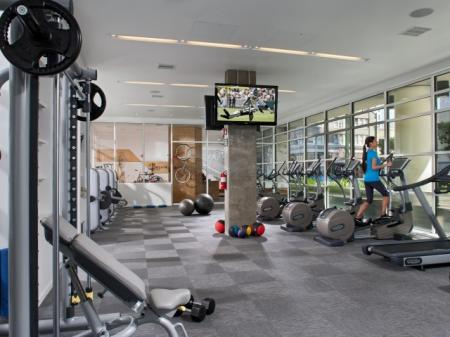 State-of-the-Art Fitness Center | Domain Oakland
