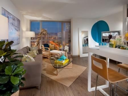 Luxurious Living Room | Domain Oakland