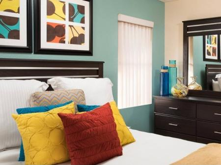 1 and 2 bedroom apartments for rent at The Highlands at Grand Terrace
