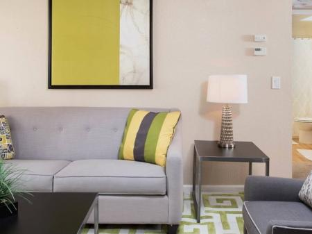 Large one and two bedroom apartment rentals in Grand Terrace