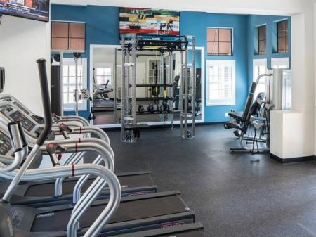 The Highlands at Grand Terrace Fitness Center