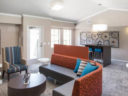The Highlands at Grand Terrace Apartments l Clubhouse