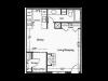 Studio Apartments for rent in El Paso Texas l Terrace Hill Apartments