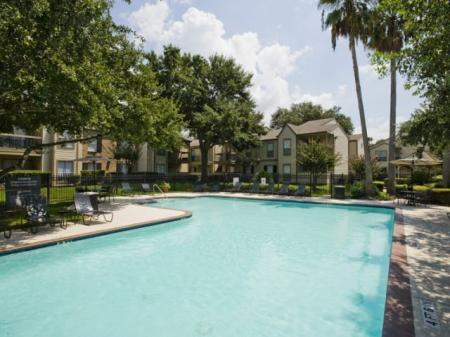 Silverado | Houston, TX Apartments For Rent | Community Pool and Sundeck