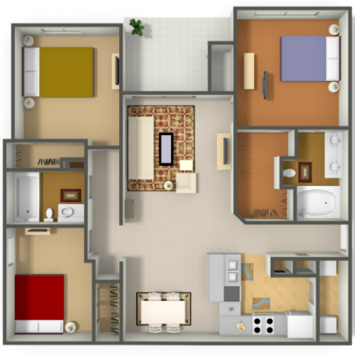 Arboleda Apartment Homes